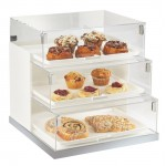 Luxe Three Step Bread Case Display