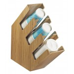 Bamboo Cup and Lid Organizers