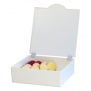 Presentation Boxes and Hinged Lids