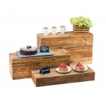 Madera Rectangle Risers