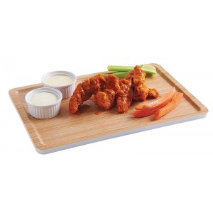 Natural Wood Modular Melamine Trays