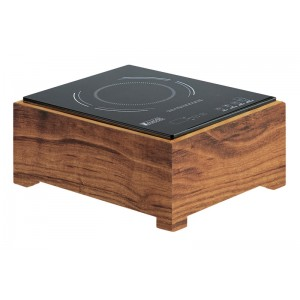 Walnut Induction Cooker