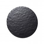 Round Faux Slate Serving Boards