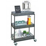 Iron Beverage Cart