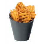 Faux Slate Concave French Fry Holder