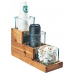 Madera 3 Step Jar Display