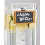 Madera Write-On Beverage Sign