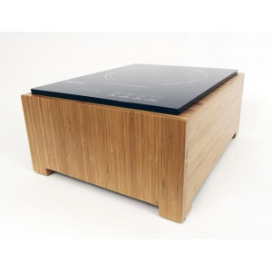 Bamboo Induction Cooker