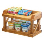 Madera 2 Tier Shelf Riser