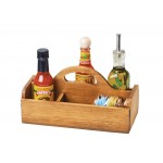 Madera 6 Section Table Caddy