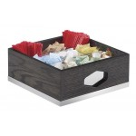 Cinderwood Multi-Section Condiment Organizer