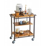 Sierra Beverage Cart