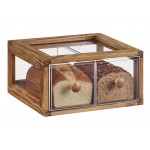 Madera 2 Bin Bread Drawer