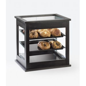 Midnight Bamboo Bakery Display Case