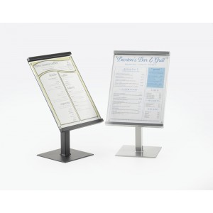 One by One Metal Magnetic Sign Displays